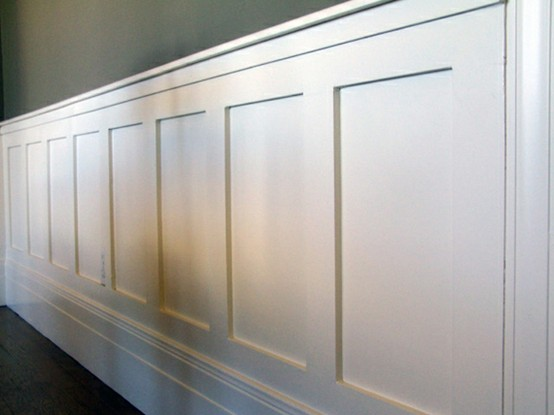 Barn Style Wainscoting : b and b wainscot from imperfectlypolished.com size 554 x 415 jpeg 38kB