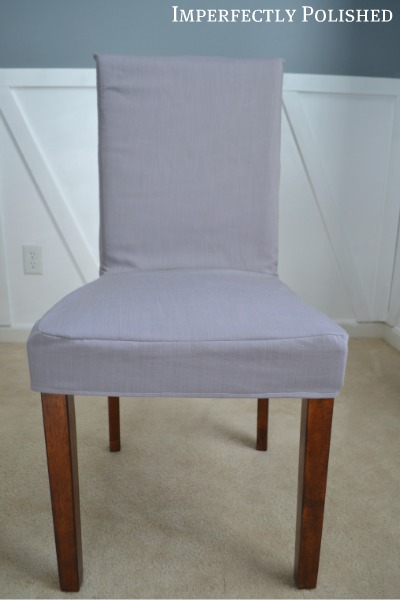 great how to sew a parsons chair cover with parsons chair