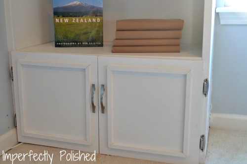 These ... & DIY Built-In Bookcase Tutorial