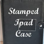 ipad case tutorial
