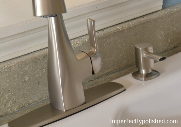 moen soap dispenser