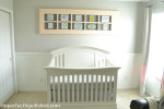 nursery crib