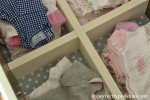 nursery dresser drawers