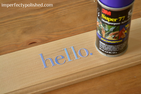 hello sign stickers