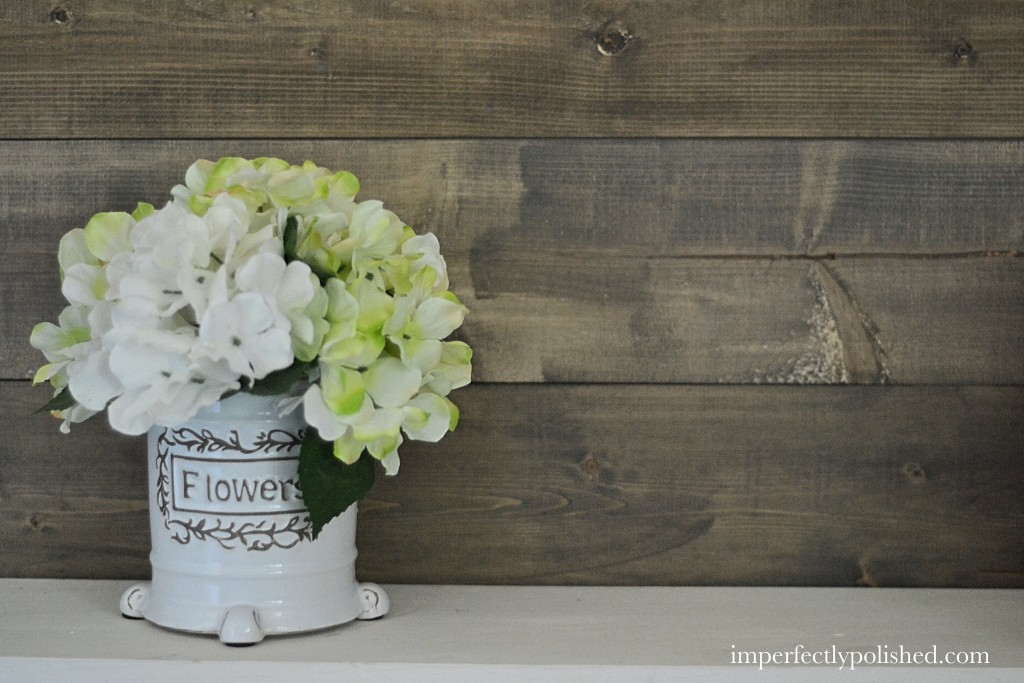 laundry room flower pot